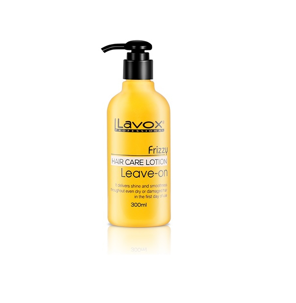 LAVOX HAIR LEAVE-IN SERUM GLOSS & SHINE