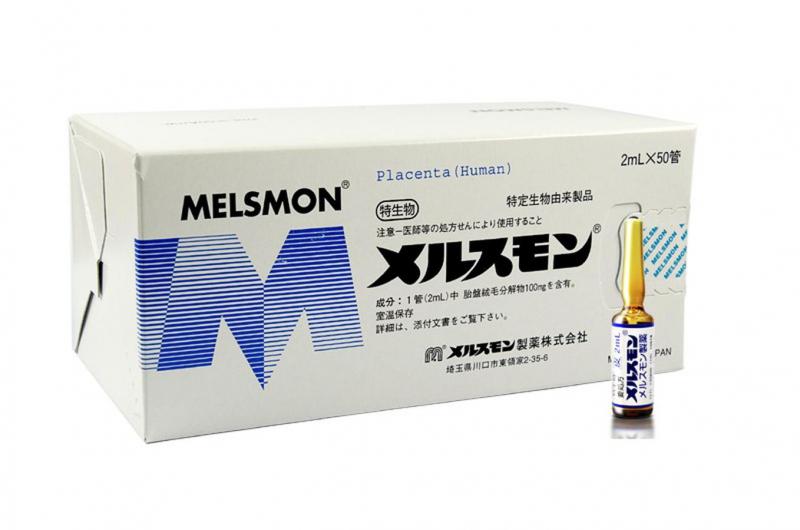 Serum tế bào gốc nhau thai Melsmon