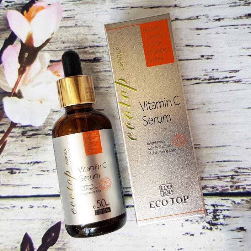 Serum trắng da vitamin C Ecotop