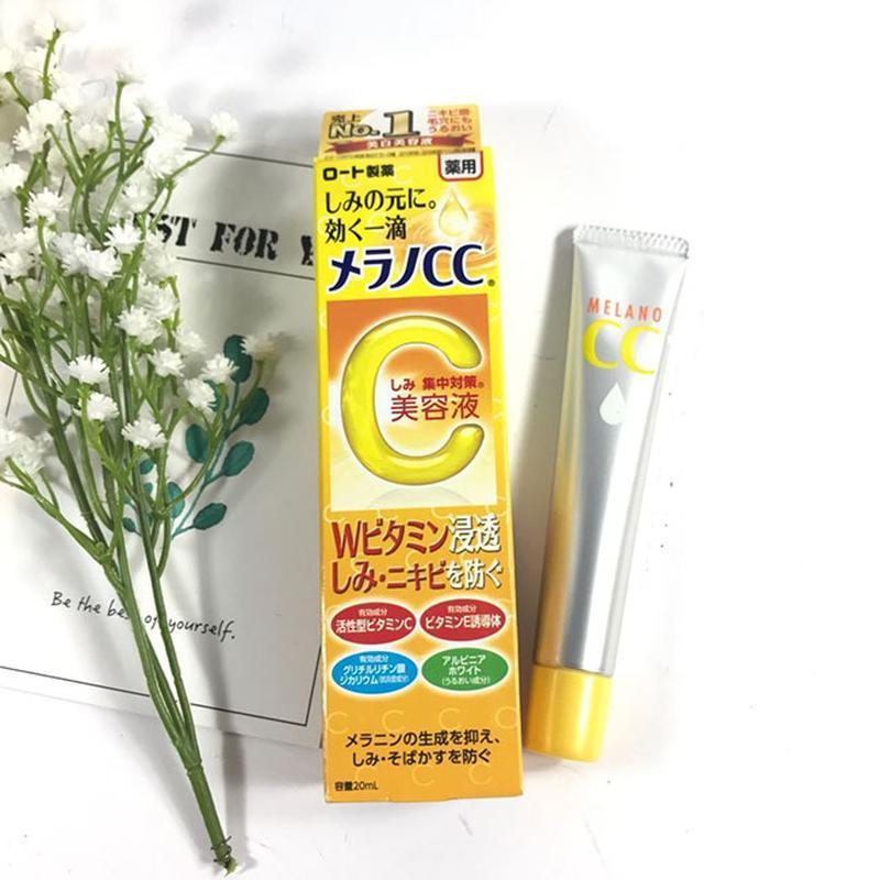 Serum Vitamin C Melano CC Rohto Nhật Bản 20ml