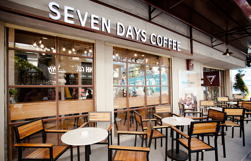 Seven Days Coffee