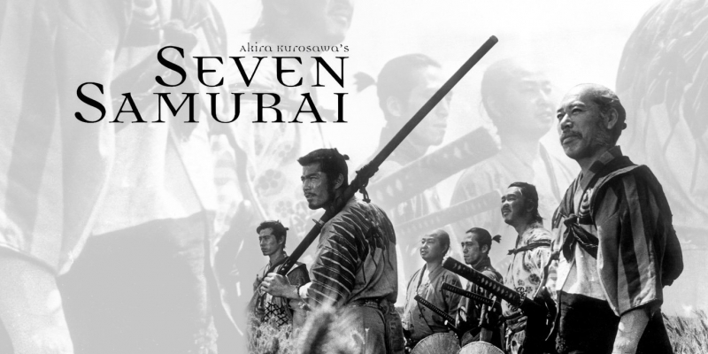 Phim Seven Samurai