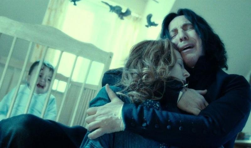 Thầy Snape và tình yêu vĩ đại với Lily