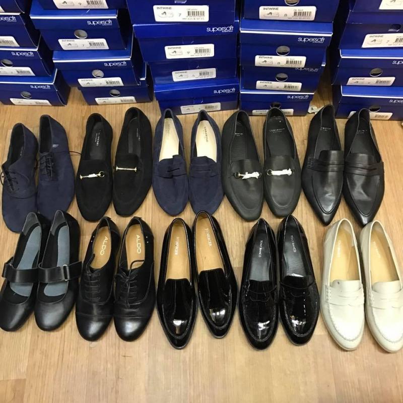 Một số giày da công sở tại shop