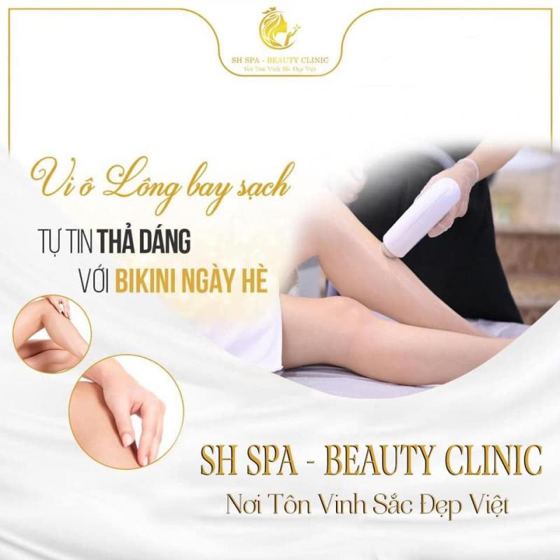 SH Spa - Lào Cai