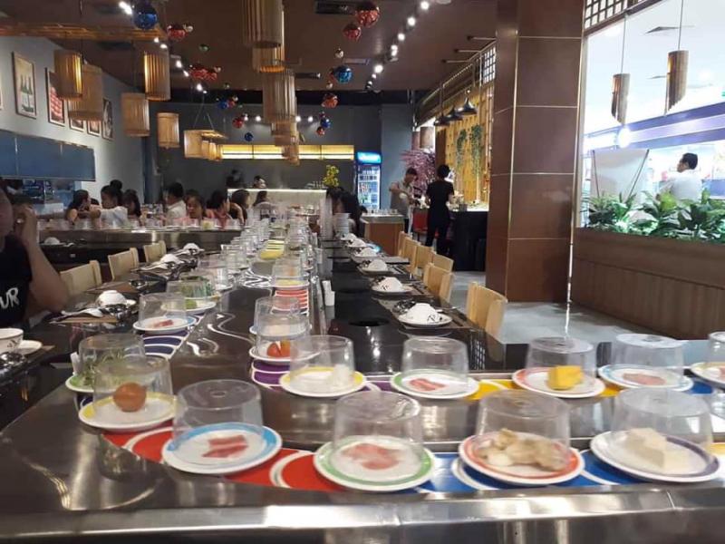 Shabushi Buffet Lẩu Băng Chuyền