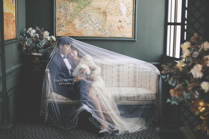 Shady Bridal