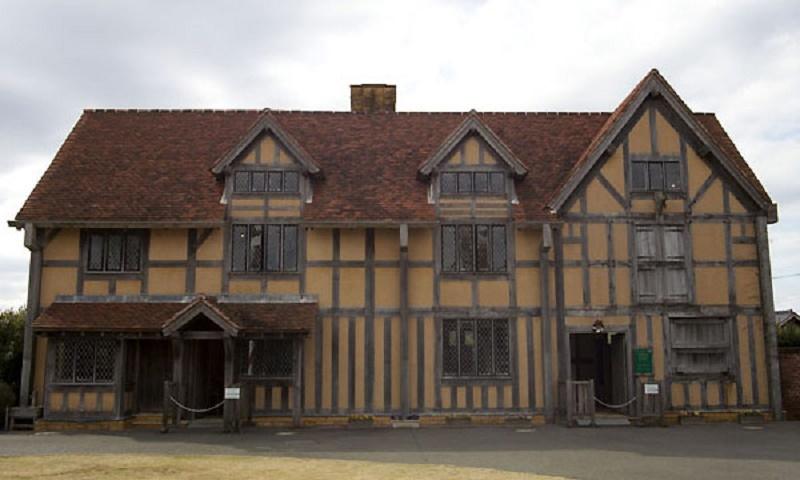 Nhà riêng của Shakespeare
