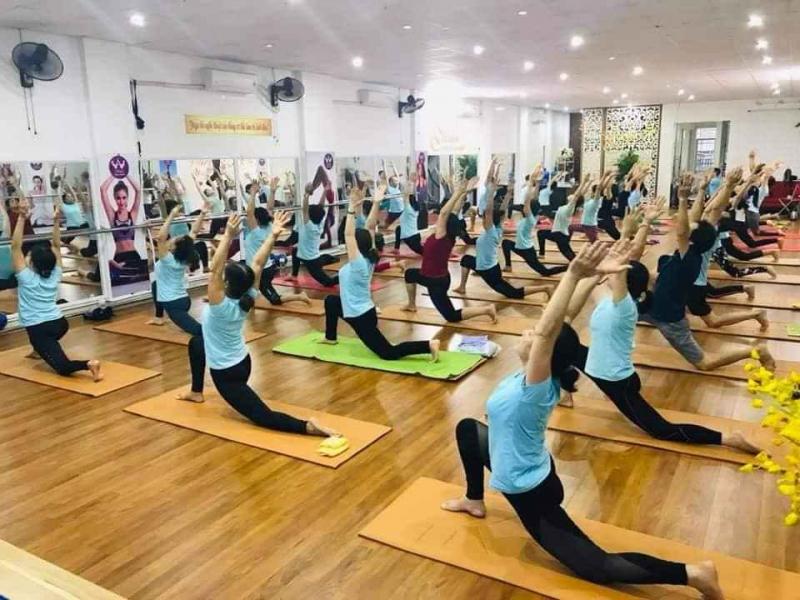 Shala yoga & khí công