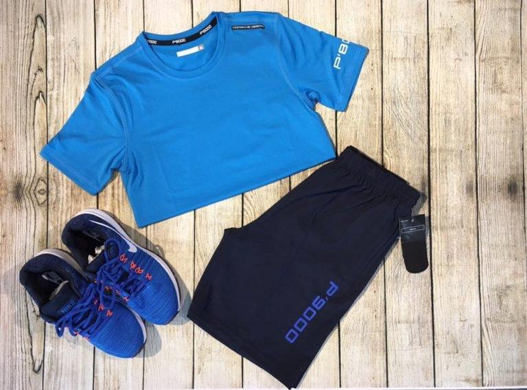 Bộ quần áo tập gym của shop