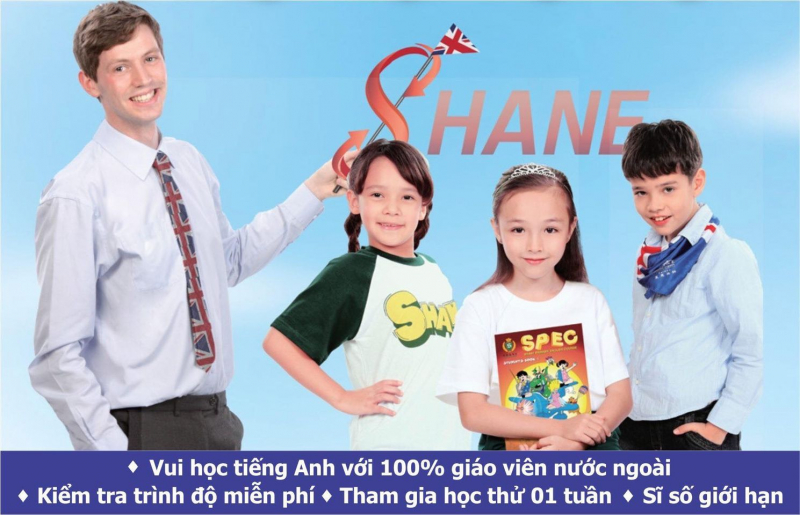 Shane English Viet Nam