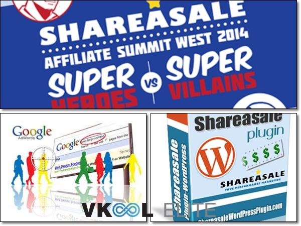 Shareasale cũng là một trong những trang web tiếp thị liên kết nổi tiếng được nhiều người biết đến giống như CJ và Link Share