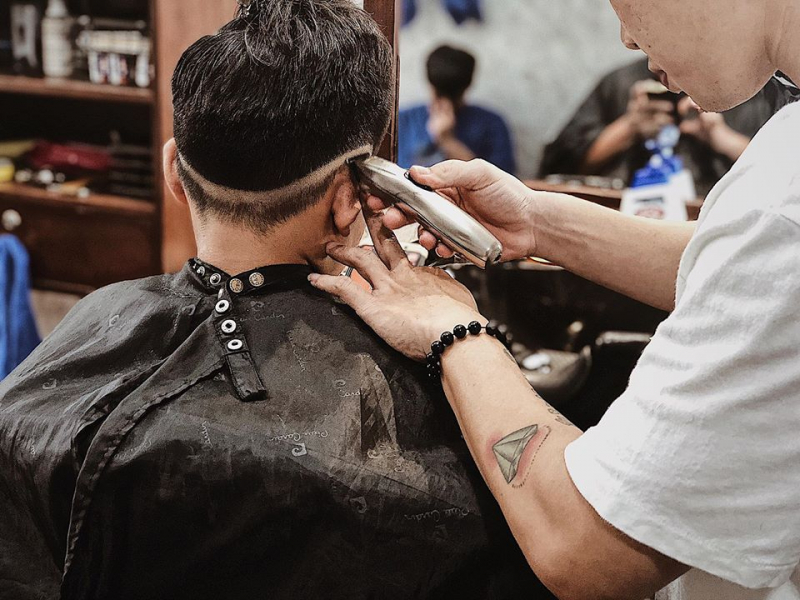 SHARP LINES Barbershop