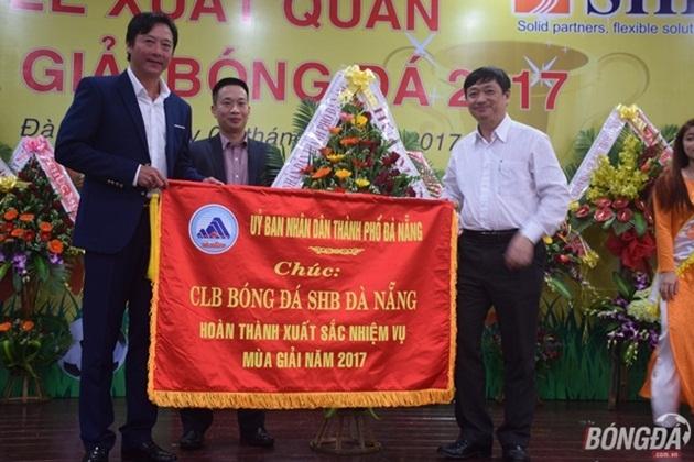 SHB Đà Nẵng xuất quân: Mục tiêu top 3 và cạnh tranh chức vô địch