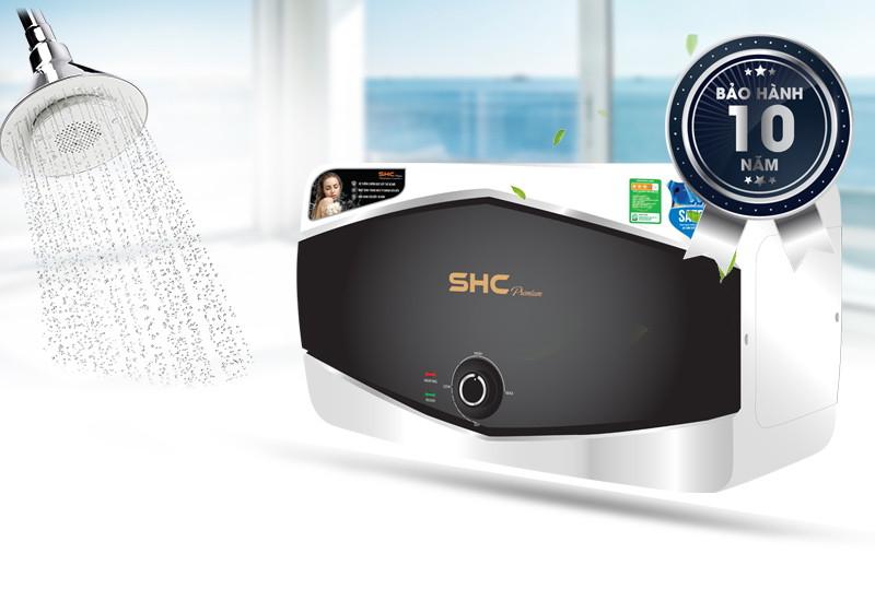 Bình nước nóng SHC – Chống giật kép an toàn tối đa