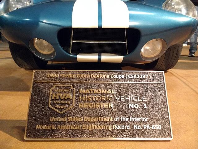 Xe hiện được bảo quản tại bảo tàng Simeone - Philadelphia