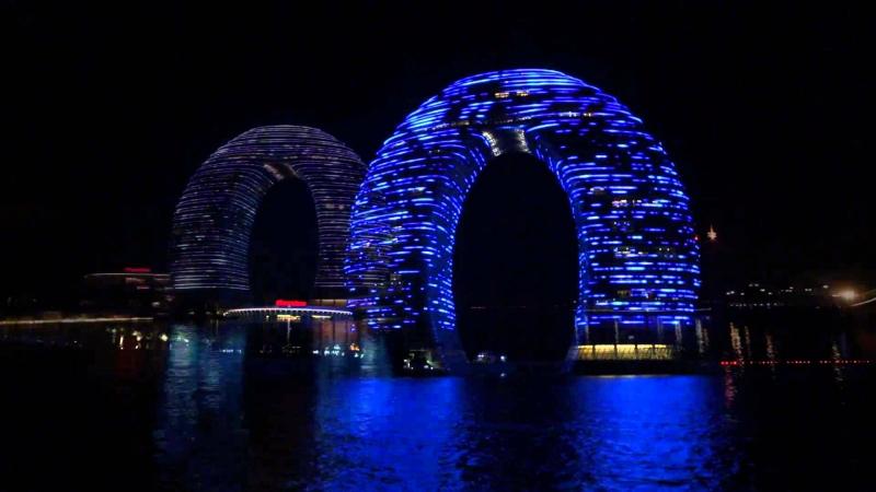 Khu resort  đẳng cấp về giá trị kinh tế và kiến trúc.
