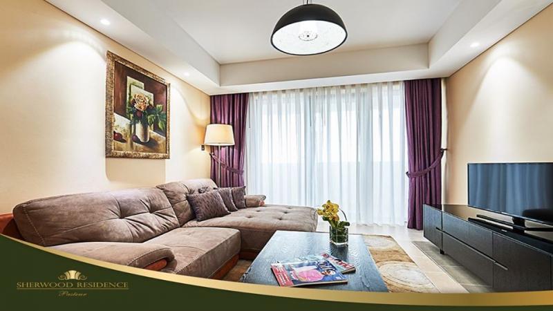 Phòng tại Sherwood Residence