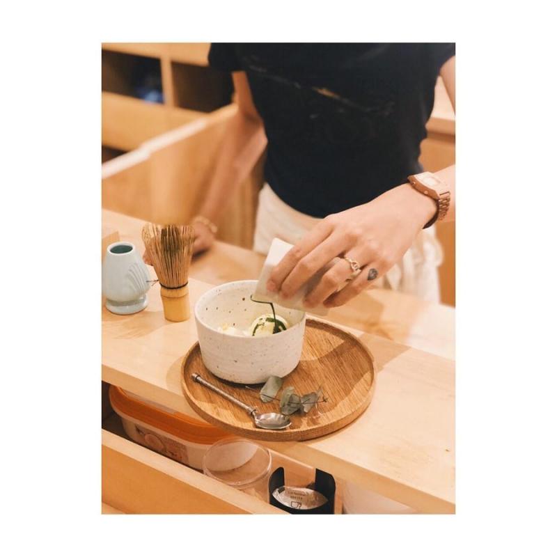 Là một tiệm trà Nhật cực xinh ở Sài Gòn, Shibui Concept mang đến cho bạn những cảm xúc đặc biệt
