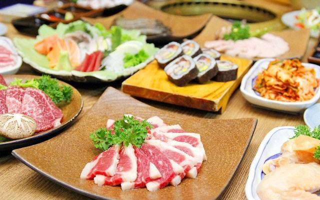 Những món ăn Nhật ở Shiki