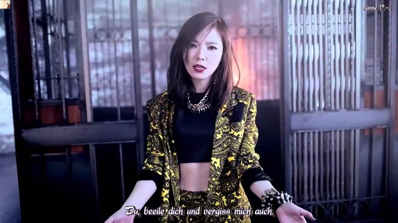 Hình ảnh xinh đẹp của Shin Bo Ra khi quay MV Mis Match