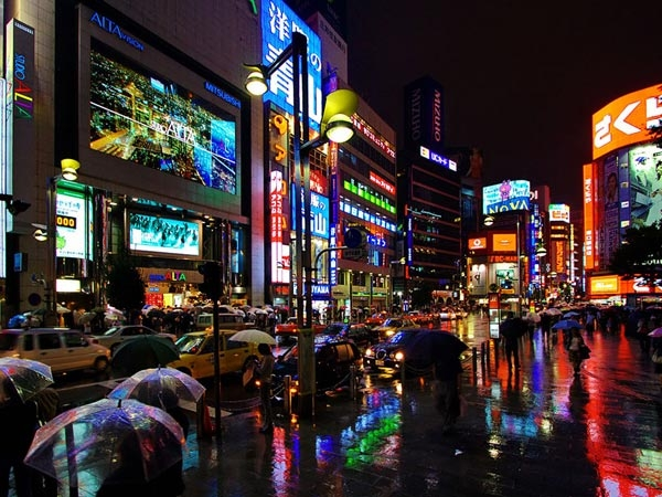 Khu phố Shinjuku