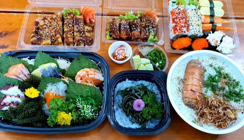 Shinshen Sushi