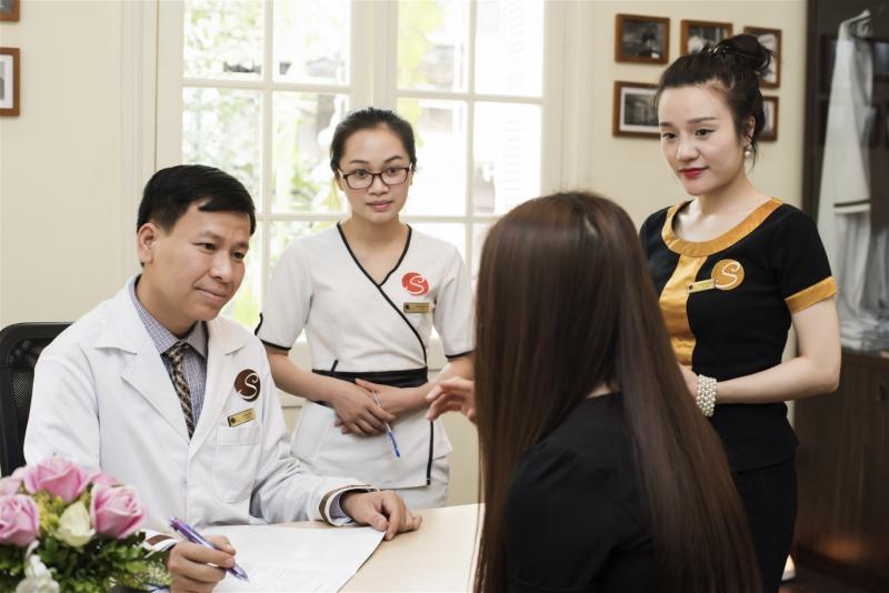 Top 10 Spa trị mụn hiệu quả nhất quận Hoàn Kiếm, Hà Nội
