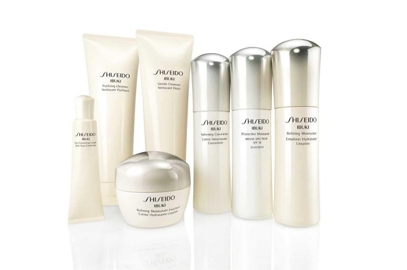 Một dòng sản phẩm của Shiseido