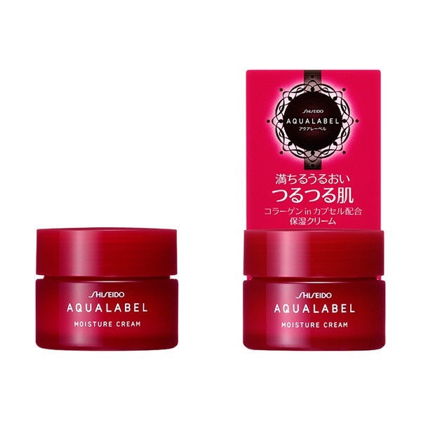 Shiseido aqualabel moisture cream
