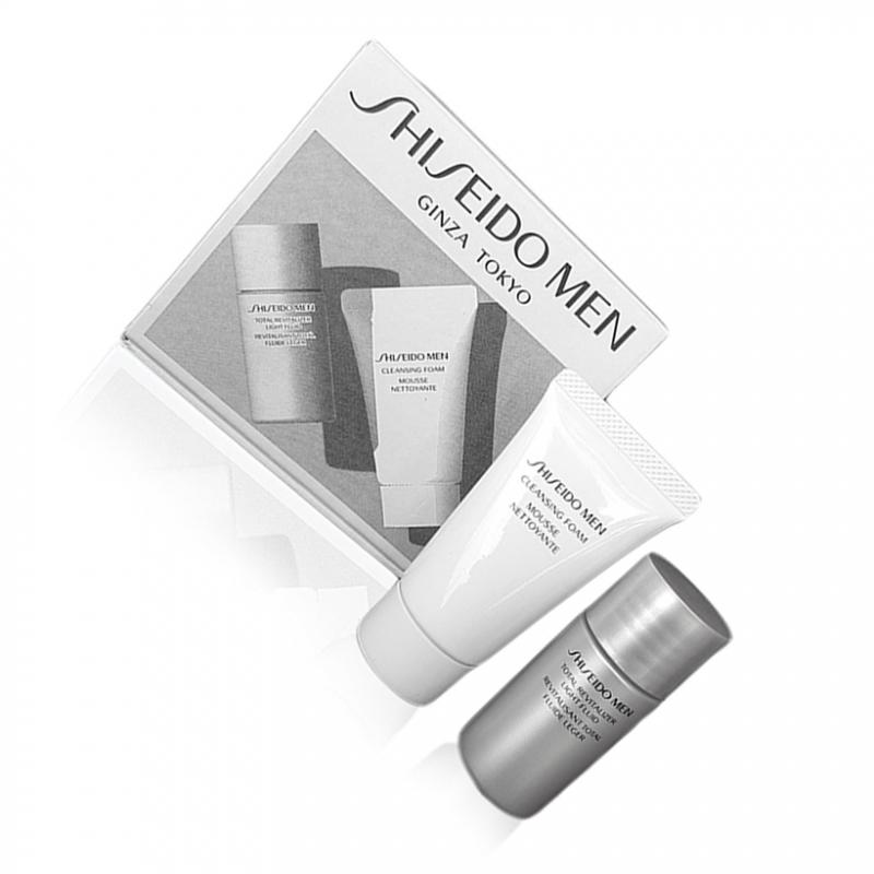 Shiseido Men Skin Revitalizer Set