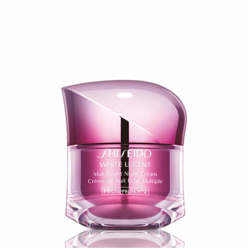 Shiseido White Lucent Multi Bright Night Cream