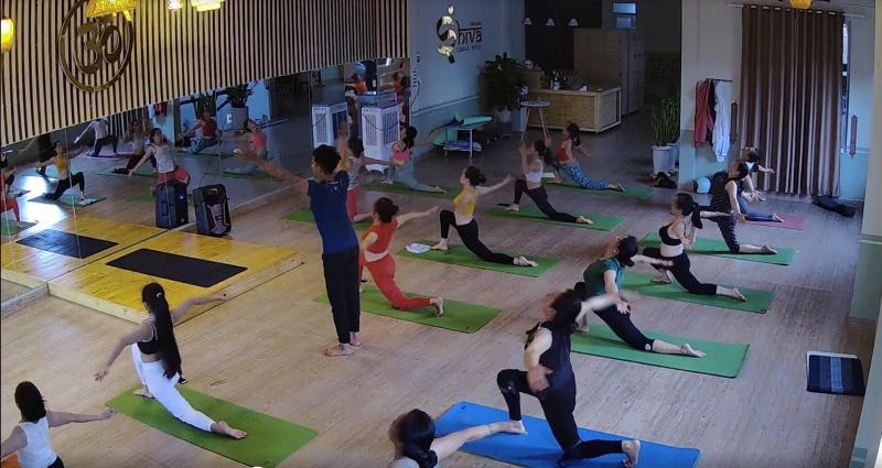 Shiva Ganga Yoga