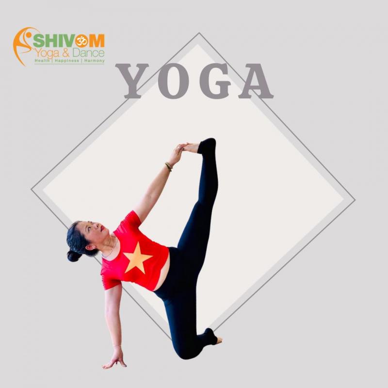 Shivom Yoga & Dance - Quảng Ngãi