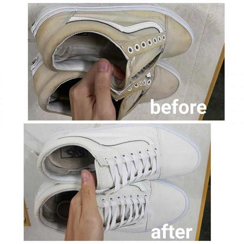 Shoes & Shine - Dịch vụ chăm sóc giày tại Hải Phòng