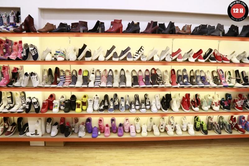 Shop 12h - địa chỉ mua giày nam đẹp nhất TP. HCM