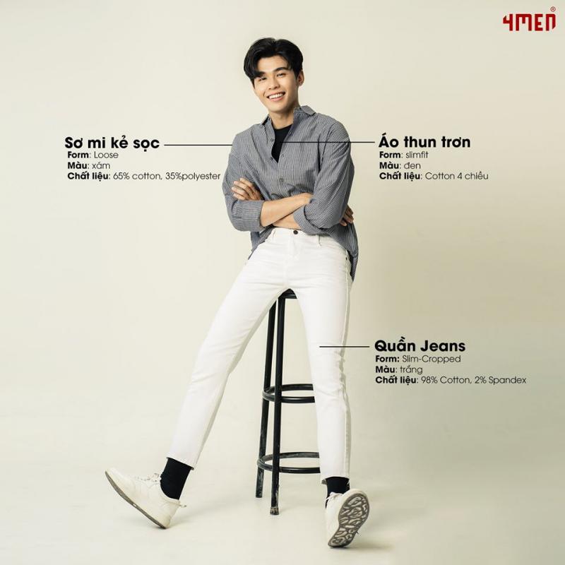 Shop 4 Men - Thời trang nam phong cách Hàn Quốc