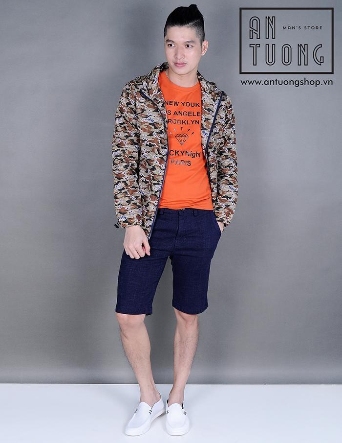 Thời trang nam trẻ trung, năng động