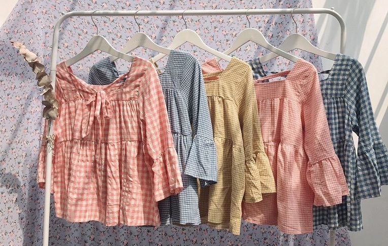 Top 16 shop bán áo babydoll đẹp nhất ở TP. HCM