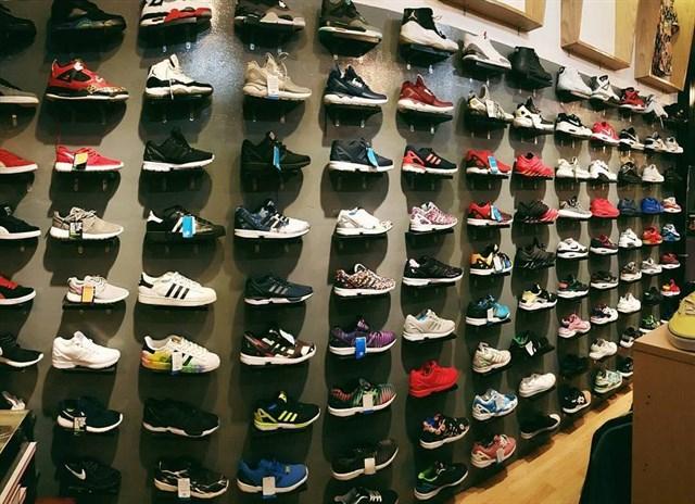 Top 10 Shop bán giày thể thao đẹp nhất quận 5, TP. HCM