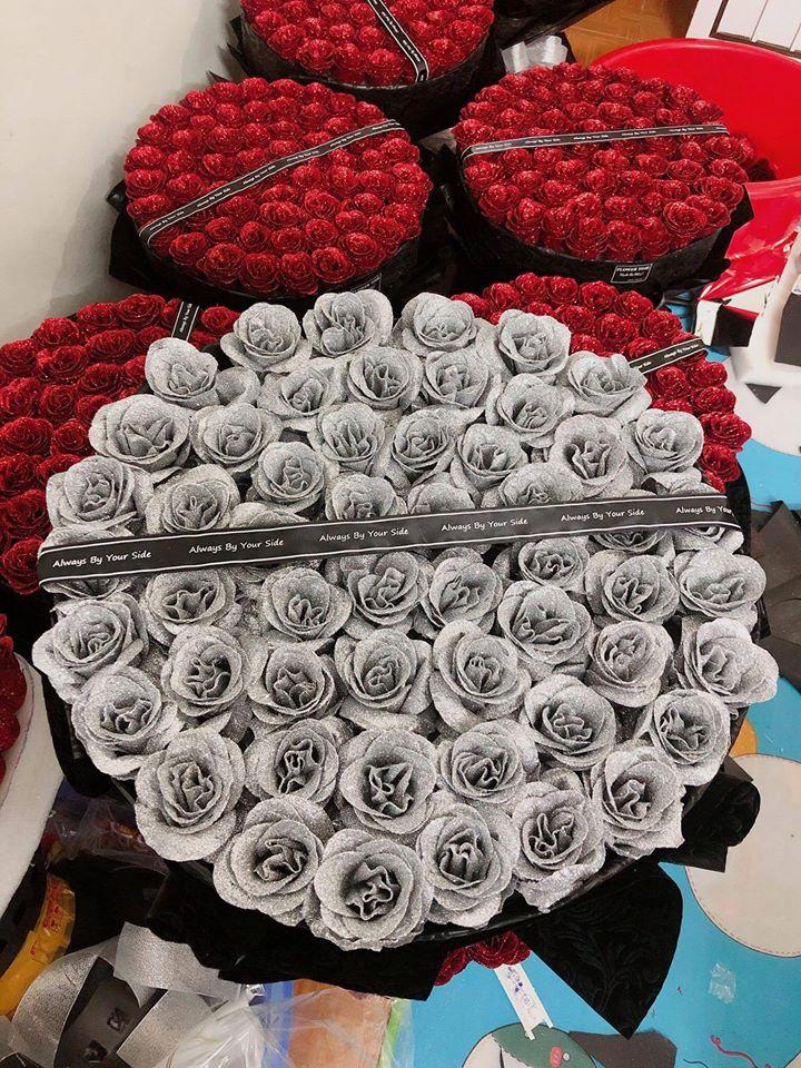 Top 8 Shop bán hoa hồng sáp đẹp nhất Hà Nội