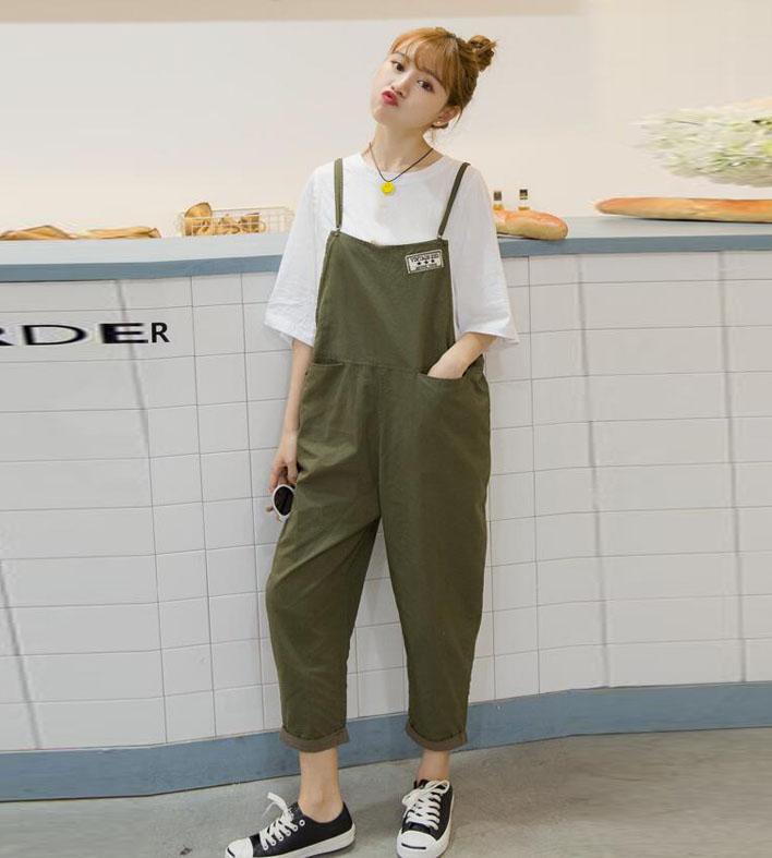 Top 5 Shop bán quần yếm nữ đẹp, trẻ trung, chất lượng và uy tín nhất tại Hà Nội