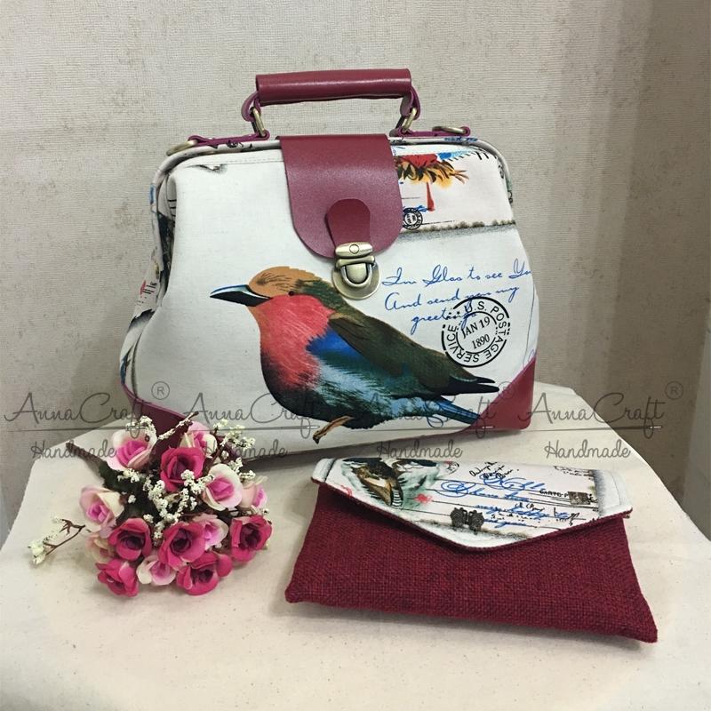 Top 12 shop bán túi xách handmade đẹp nhất tại TP.HCM