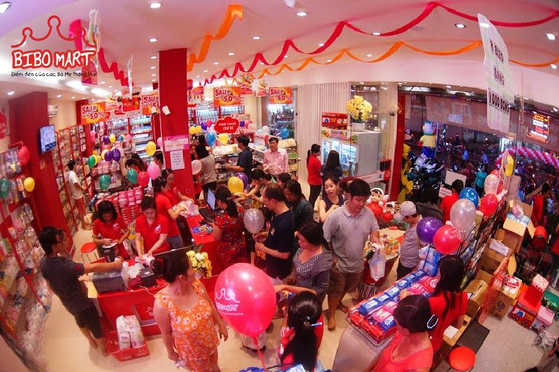 Shop Bibo Mart