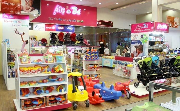 Shop cho mẹ và bé
