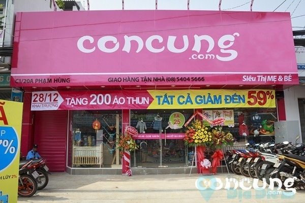 Shop Con Cưng