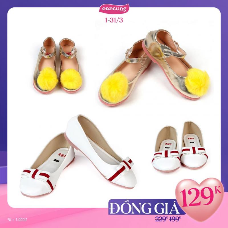 Top 7 Shop giày dép trẻ em đẹp và chất lượng nhất quận Gò Vấp, TP.HCM