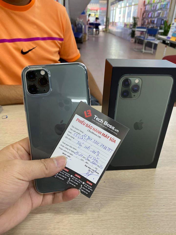Shop điện thoại TechBoss