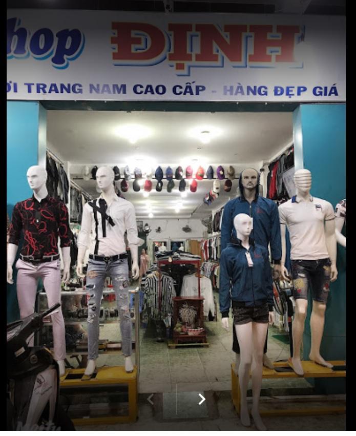 Shop Định