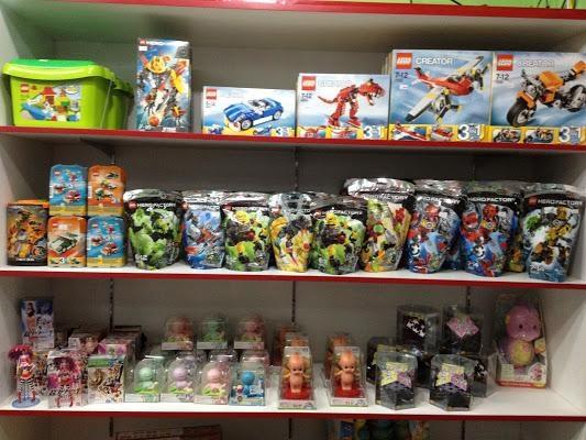 Shop đồ chơi Kid's Land